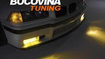 Proiectoare ceata galbene BMW Seria 3 E36 (90-99)