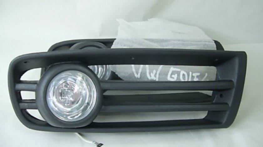 Proiectoare ceata VW GOLF4 cu tot cu grila si bec