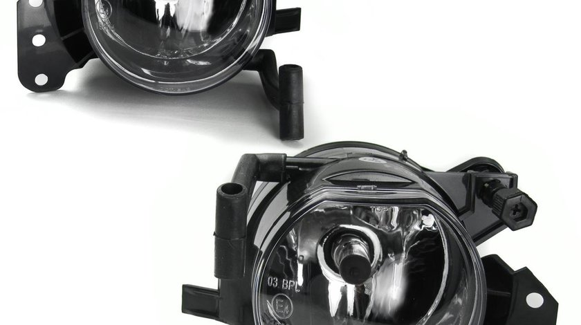 Proiectoare de ceata BMW E60/ E61 sticla clara