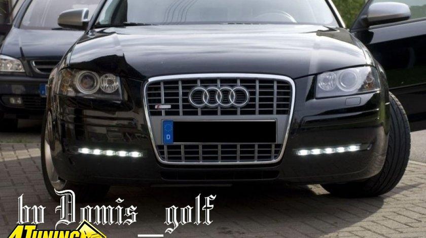 Proiectoare S6 Cu Leduri Audi a3 8p