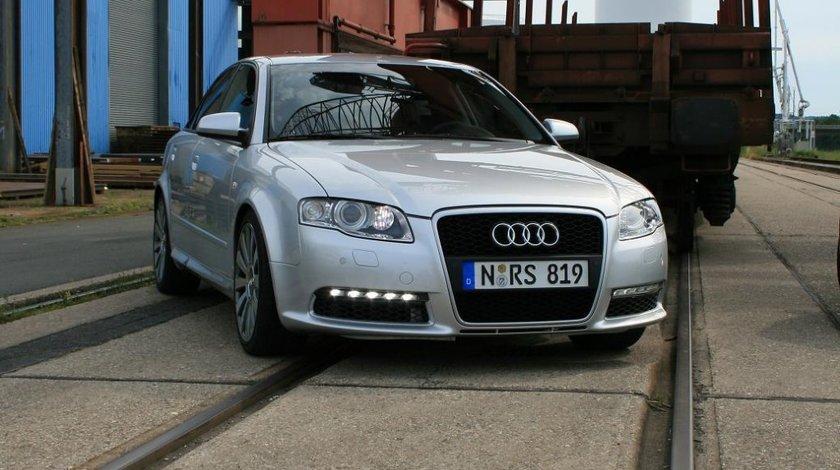 Proiectoare S6 Cu Leduri Pentru Audi A4 B7 2005 2008