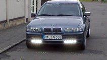 Proiectoare S6 cu leduri TFL pentru BMW E46 seria ...