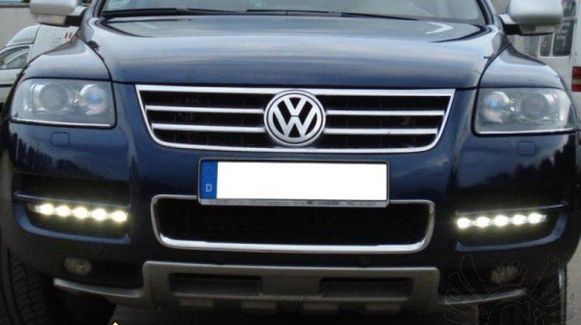 Proiectoare S6 cu leduri VW TOUAREG