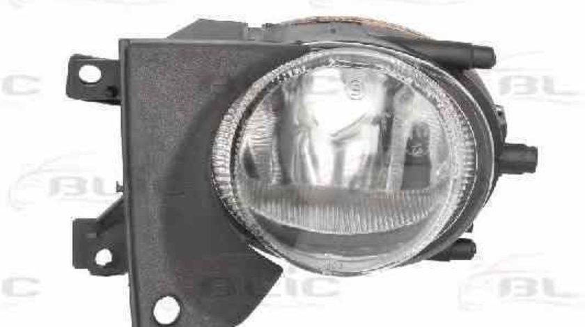 Proiector ceata BMW 5 E39 Producator BLIC 5405-05-011081P