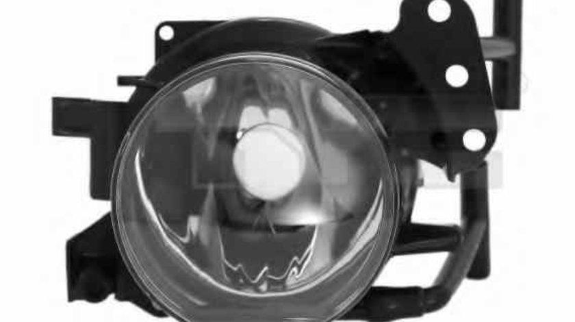 Proiector ceata BMW 5 (E60) TYC 19-0472001