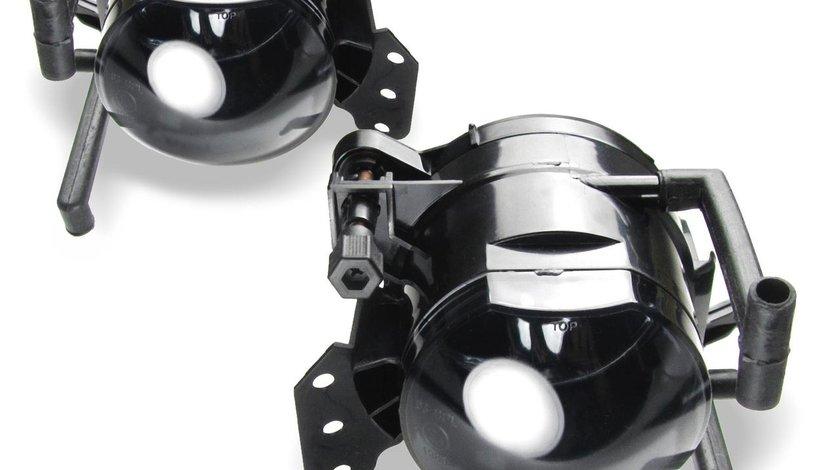 Proiector ceata BMW E60 / E61 model Negru