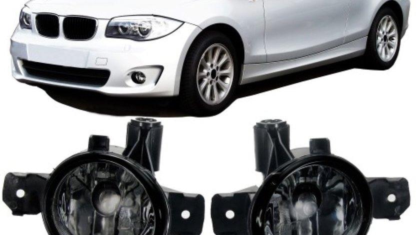 Proiector ceata BMW seria 1 E81 E82 E87 E88 X1 E84 X3 E83 si X5 E70 model Fumuriu