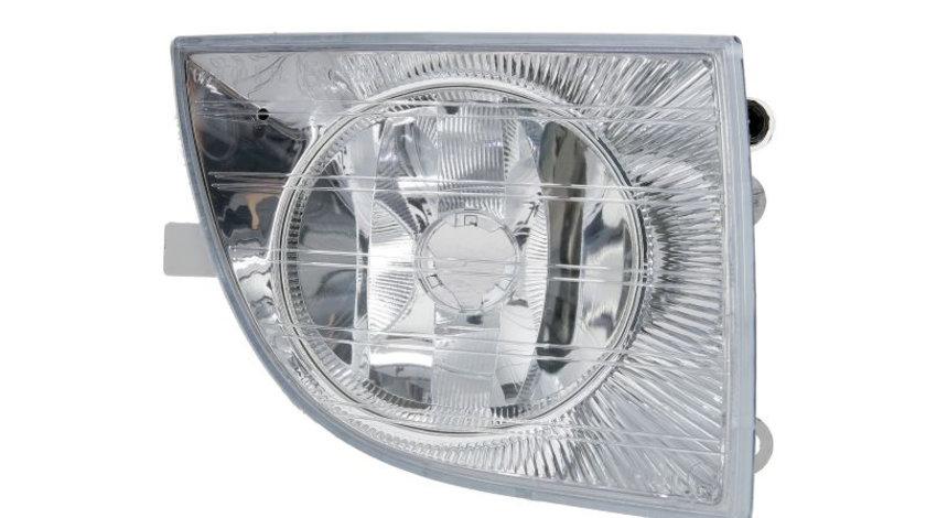 Proiector ceata fata dreapta (H8, cu iluminare in viraje) SKODA FABIA, ROOMSTER 2006-2010