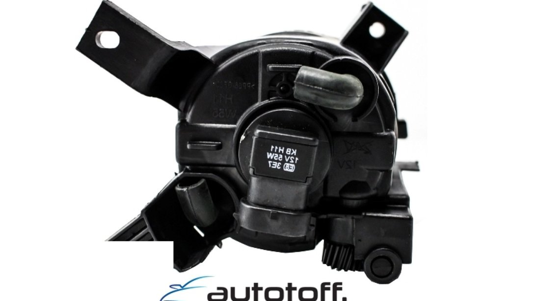 Proiector Ceata Lumini de Ceata Audi A4 B7 (2004-2007) Audi A3 8P (2003-2008) Dreapta