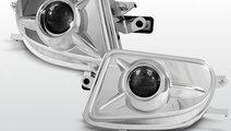 Proiector ceata Mercedes W210 / SLK / CLK Cromat c...