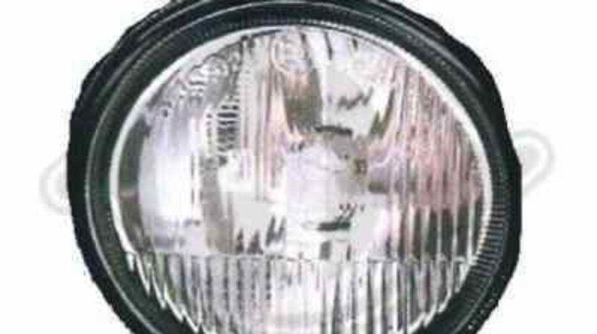 Proiector ceata RENAULT CLIO II caroserie SB0/1/2 DIEDERICHS 4462289