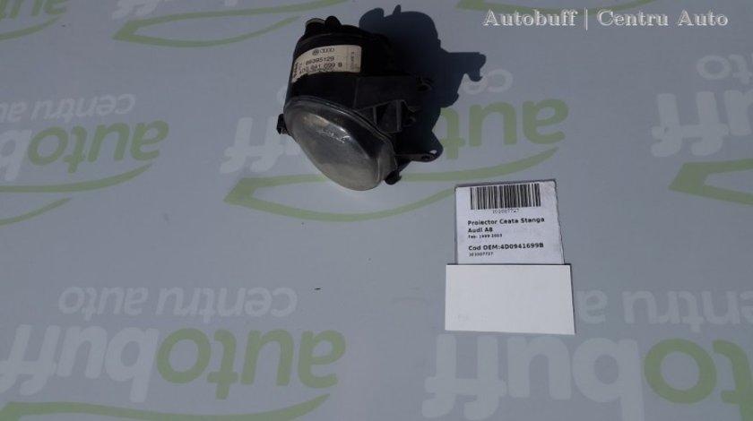 Proiector Ceata Stanga Audi A8 (Type D3 / 4E, 2002-2010) 4D0941699B