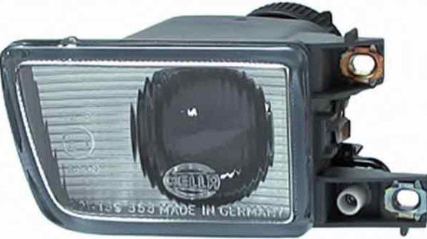 Proiector ceata VW GOLF III Cabriolet 1E7 HELLA 1NL 007 220-041
