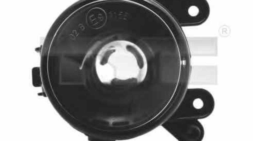 Proiector ceata VW GOLF V (1K1) TYC 19-0209-05-2