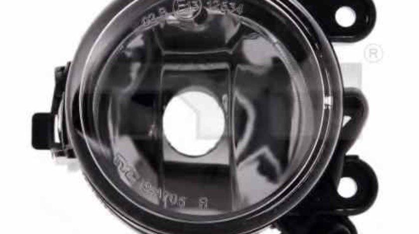 Proiector ceata VW GOLF V (1K1) TYC 19-0706-01-2