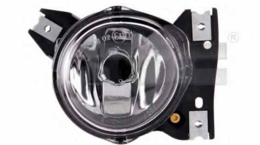 Proiector ceata VW SHARAN 7M8 7M9 7M6 TYC 19-0295-05-2
