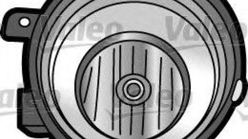 Proiector ceata VW TOUAREG (7LA, 7L6, 7L7) (2002 - 2010) VALEO 088420 piesa NOUA