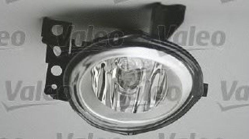 Proiector ceata VW TOUAREG (7LA, 7L6, 7L7) (2002 - 2010) VALEO 043728 piesa NOUA