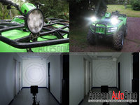 Proiector LED Auto Offroad 27W Flood Beam