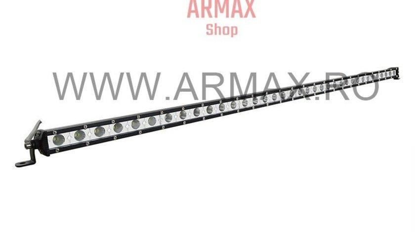 Proiector led bar super slim 100 cm 180w 12v - 24v