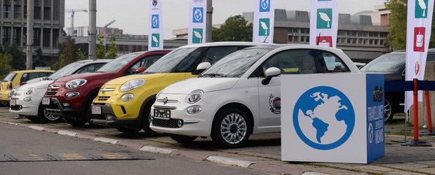 Proiectul de car-sharing 'Fiat Likes U' debuteaza la Universitatea Politehnica