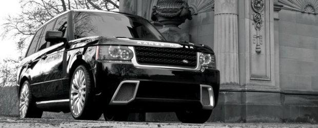 Project Kahn dezvaluie ultima sa capodopera: Range Rover RS500