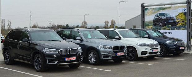 Proleasing Motors Ploiesti lanseaza oficial noul BMW X5