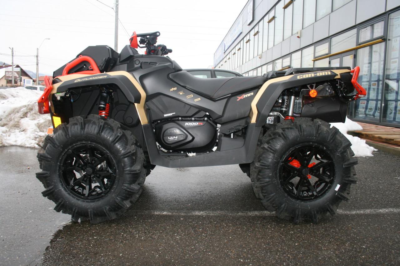 Promotie ATV Can-Am Outlander X mr 1000R 2019 (linhai tgb cf moto)