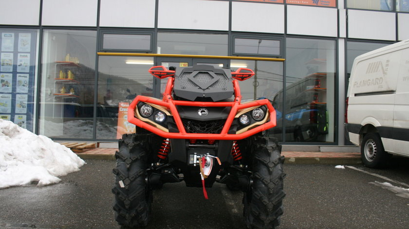 Promotie ATV Can-Am Outlander X mr 1000R 2019 (linhai tgb cf moto)