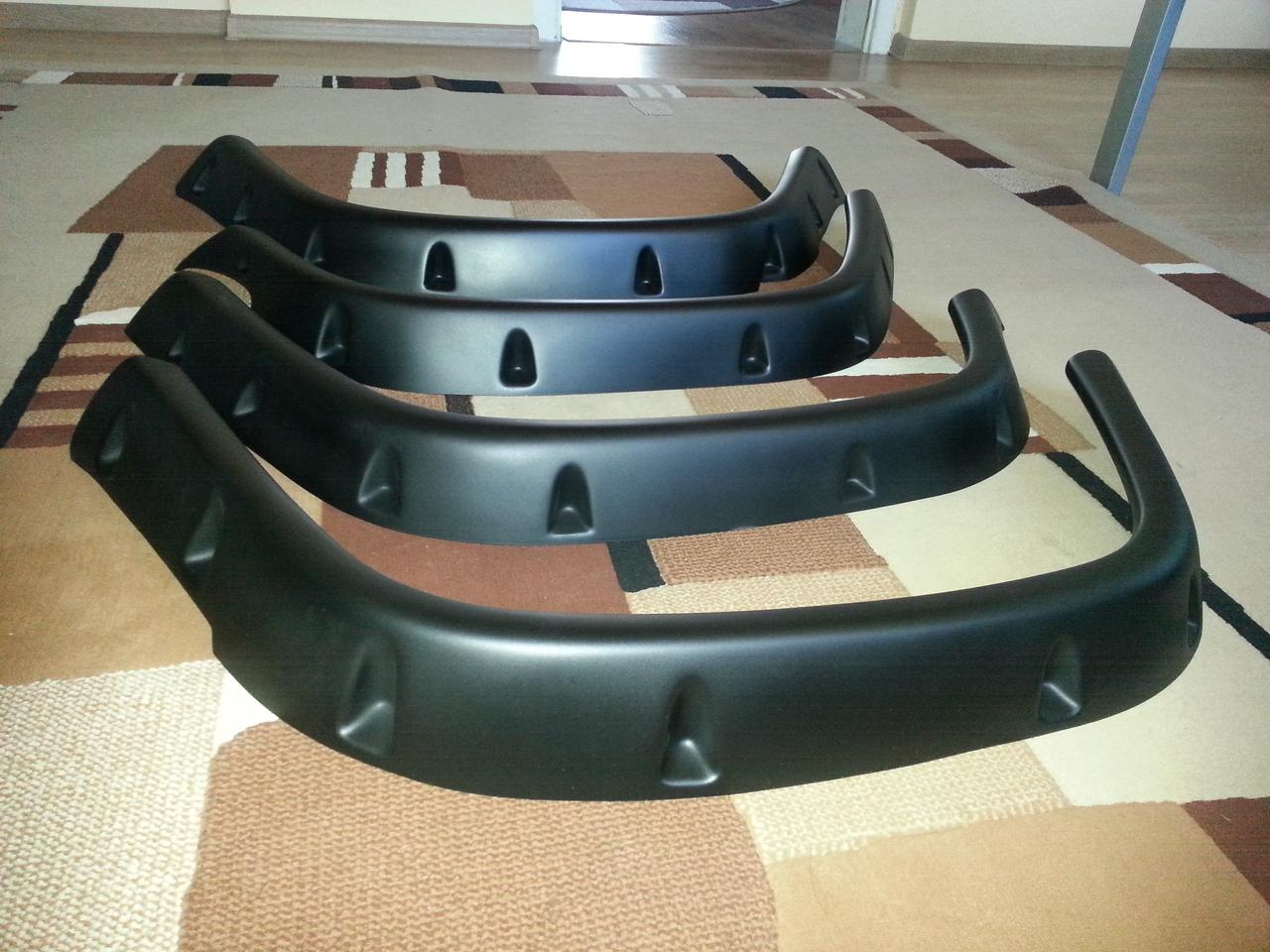 PROMOTIE!!!de vanzare set overfendere aripi +snorkel suzuki vitara acuma la 700 ron