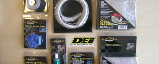 Promotie Exelixis Motorsport - 20% reducere pentru toate produsele termoizolante DEI