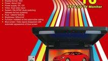 PROMOTIE ! Monitor Plafoniera Auto Lcd 16 '' Usb S...