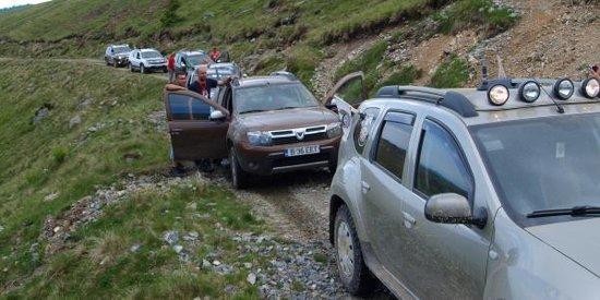 Proprietarii Dacia Duster s-au reunit la Horezu