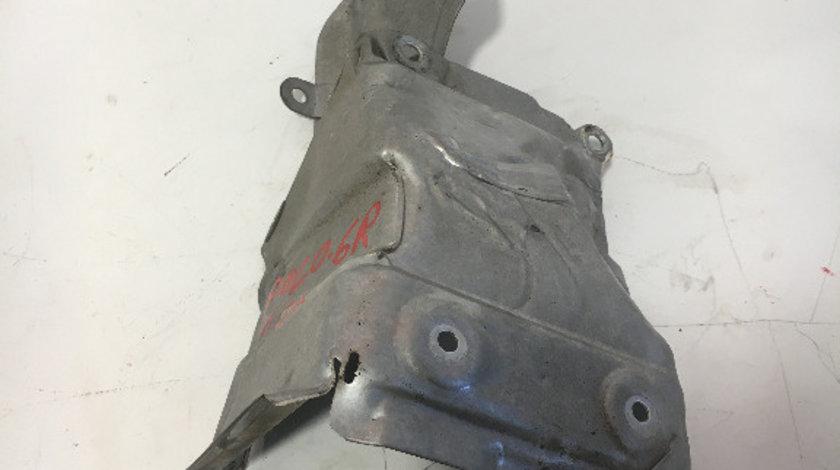 Protectie aluminiu toba esapament volkswagen polo 6r 1.2b 2009 - 2016 cod: 03d253035g