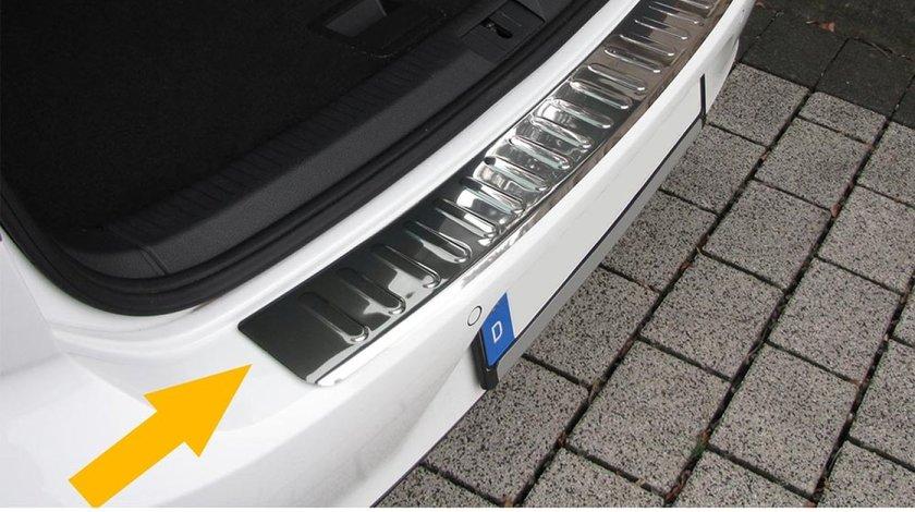 Protectie bara portbagaj Dacia Lodgy din 2012-