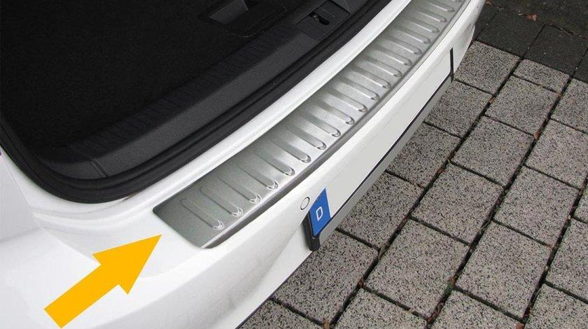 Protectie bara portbagaj VW Passat 3C B7 Variant din 2010- inox Mat