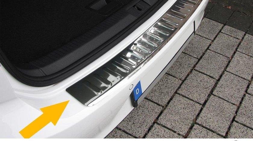 Protectie bara portbagaj VW Touran 1T3 dupa 2010- inox