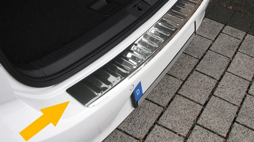 Protectie bara portbagaj VW Transporter T5 2003-2009