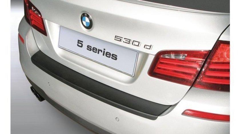 Protectie bara spate BMW F10 5 SERIES SALOON 'M' SPORT Dupa 2010 combi NEGRU MAT RGM AutoLux