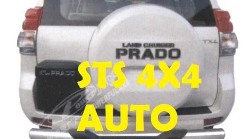 "PROTECTIE BARA SPATE LAND CRUSIER FJ150 PRADO 10-14 [4""/101mm]"