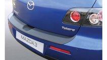 Protectie bara spate Mazda 3 2006-2009 ALUMINIU PE...