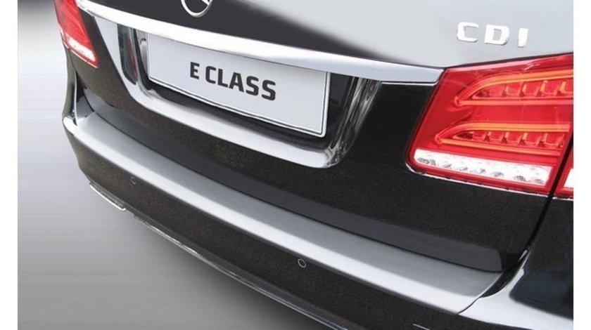 Protectie bara spate MERCEDES E CLASS W212, an de fabr. 2013-2016(facelift), combi ALUMINIU PERIAT RGM AutoLux