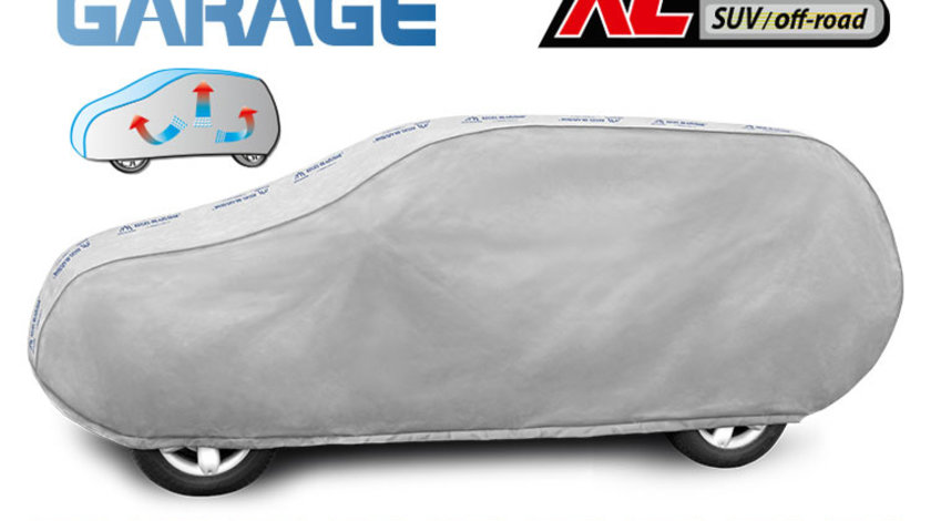 Protectie exterioara Basic Garage XL suv/off-road 450-510 cm Kft Auto