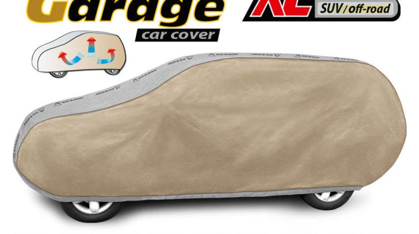 Protectie exterioara Optimal Garage XL suv/off-road 450-510 cm Kft Auto