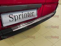 Protectie inox bara spate Mercedes Sprinter 1996-2006