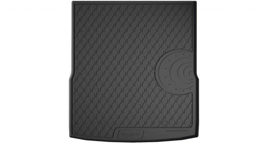 Protectie portbagaj Vw Passat 3C B6 B7 Variant, 2005-2014, din cauciuc Rubbasol, marca Gledring