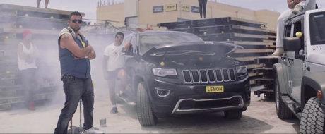 Protestul inedit al unui australian care a platit pentru un Jeep plin de probleme