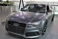 Prototip Audi RS8
