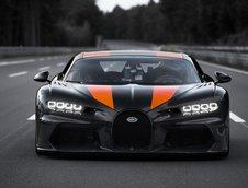 Prototip Bugatti Chiron Super Sport