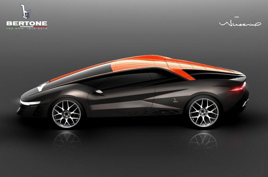 Prototipul Bertone Nuccio ar putea fi vandut pentru 2 mil. euro